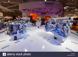 paccar trucks new paccar diesel engines for trucks at the iaa international