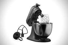 Kitchenaid Artisan Mixer by Kitchenaid Artisan Black Tie Mixer Hiconsumption