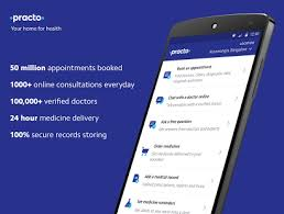 practo doctors order medicines consult android apps
