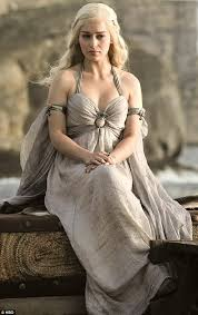 Twist By Clarke Amp Clarke Game Of Thrones U0027 Emilia Clarke Relishes Newly Dyed Hair Daily
