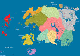 World Map With Coordinates the scale of skyrim the scale of nirn part two skyrim