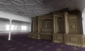 titanic first class dining room exciting 1st class dining room titanic images ideas house design