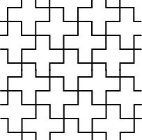 colorful tessellation by anscathmarcach inspire me pinterest