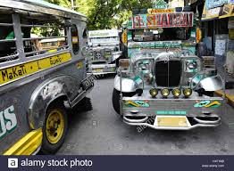philippines jeepney drawing jeepney taxis cars manila the philippines stock photo royalty