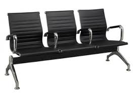 heavy duty office area airport reception waiting room chair w