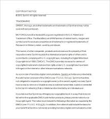 of legal business letterdmca notice template formal separation