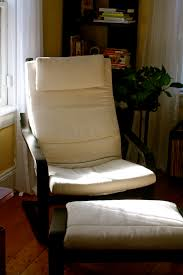 Comfy Chair With Ottoman by Our New Comfy Chair