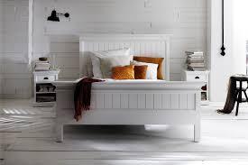 Schlafzimmer Komplett Bett 180x200 Schlafzimmer Halifax Weiss Komplett Im Landhausstil Pickupmöbel De