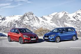 the new bmw 2 series active tourer the new bmw 2 series gran tourer
