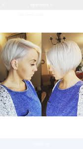 haircut undercut bob longpixiecut whiteblonde short haircut