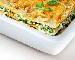 cuisine brousse recette lasagnes brousse épinards
