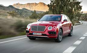 Bentley Bentayga Reviews Bentley Bentayga Price Photos And