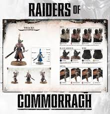 raiders of commorragh dark eldar painting guide from games