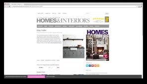 Homes And Interiors Scotland Grey Matter U0027 A Lovely Post About Our Shaker Loft Kitchen On The
