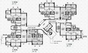 floor plans for 439b sengkang west avenue s 792439 hdb details