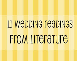 wedding quotes literature 54 best wedding ceremony images on marriage wedding
