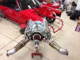fox mustang drag car build bangshift com chevy powered fox mustang
