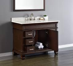 30 Inch Single Sink Bathroom Vanity by Bathroom Vanity Vanities With Tops Double Vanity Unit 48