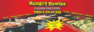 Buffet Salad Bar by Hungry Howie U0027s Pizza Buffet Bradenton Florida