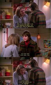 Mitch Hedberg Memes - kelso speaks with mitch hedberg about vietnam on that 70 s show