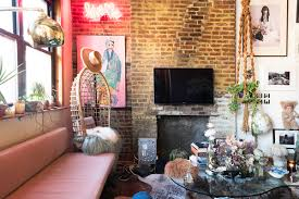 Home Brothers Design Brooklyn Real Cool People Real Cool Apartments Aurora James Man Repeller