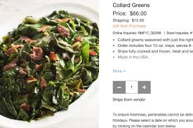 is neiman marcus open on thanksgiving neiman marcus is selling collard greens for 80 and the internet