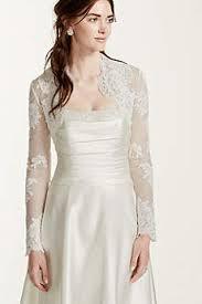 dress and jacket for wedding wedding jackets shawls bridal wraps david s bridal