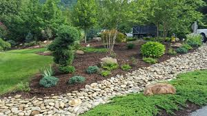 using river rock for drainage 24 best images of landscape drainage