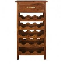 Compact Bar Cabinet Cabinet Woodrow Bar Cabinet Honey Shopping India Home