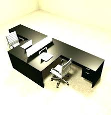 2 person workstation desk 2 person workstation desk two computer inside l shaped ideas 18
