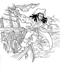 jake neverland pirate coloring pages bulk color