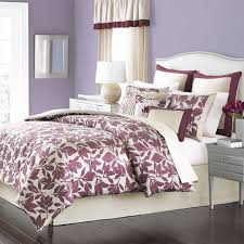 Martha Stewart Duvet Covers Martha Stewart Collection Berkshire Leaves 9 Pc Bedding Set Bed