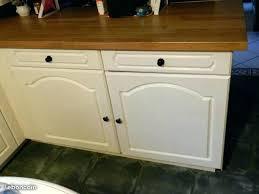 meuble bas cuisine 40 cm largeur plan de travail cuisine largeur 90 cm alaqssa info