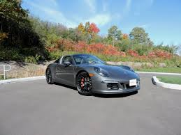 targa porsche 2016 porsche 911 targa 4 gts review autoguide com news