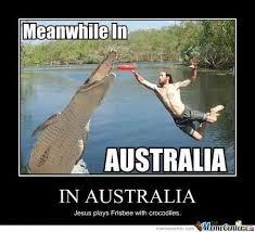 Crocodile Meme - playin frisbee with a crocodile by alisteur meme center