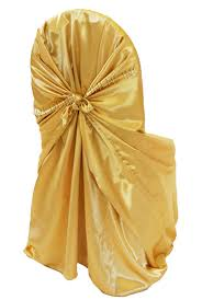 universal chair covers wholesale gold satin universal self tie chair covers wholesale