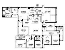 5 bedroom single house plans floor plans for 5 bedroom house vdomisad info vdomisad info