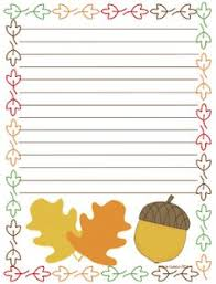 Thanksgiving Writing Pages Free Thanksgiving Writing Paper U2014 Fun Paper Is A Great Incentive