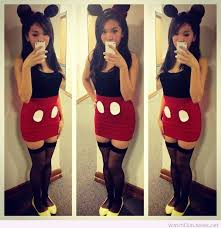 Minnie Mouse Costumes Halloween 25 Mouse Costume Ideas Baby Minnie Mouse