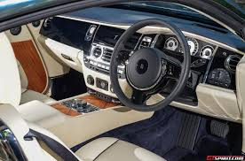 rolls royce interior road test 2014 rolls royce wraith review