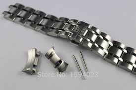 stainless steel bracelet strap images 23mm t035617 t035439 new watch parts male solid stainless steel jpg
