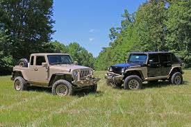 commando jeep 2017 the jeep wrangler commando is ready for war and peace jk forum