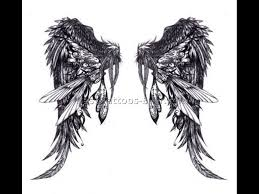 tattoo pictures of angel wings wings tattoos 13 best tattoos ever