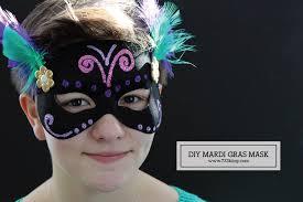 diy mardi gras mask diy mardi gras mask kids craft inspiration made simple
