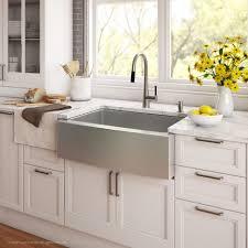 Kitchen Farm Sinks Discount Kitchen Kitchen Sink White Double Farm Sink 30 Stainless Steel