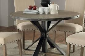 city furniture dining room sets industrial round dining table dining room cintascorner round