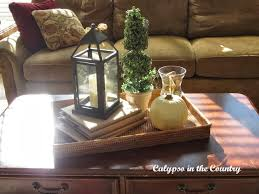 Pottery Barn Fall Decor - fall vignette pottery barn inspired calypso in the country