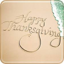 happy thanksgiving from sands of kahana aloha post the