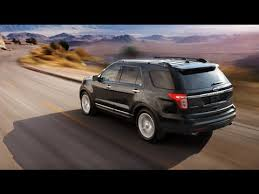 Ford Explorer 2015 Interior New 2015 Ford Explorer Features Review Youtube