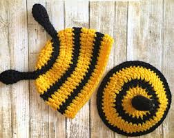 Bumble Bee Baby Halloween Costumes Newborn Halloween Costume Infant Halloween Costume Bumble